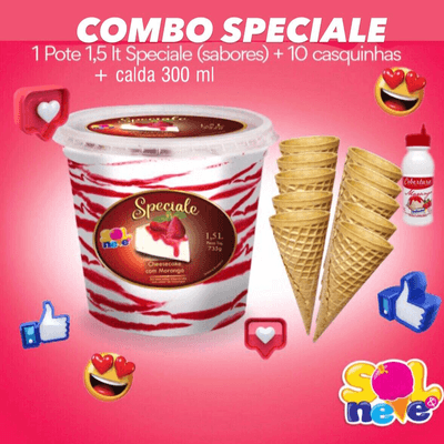 COMBO SPECIALE