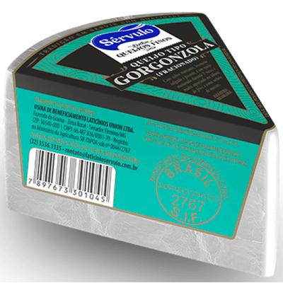 Queijo Gorgonzola Sérvulo 250g