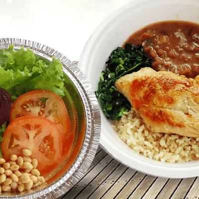 Marmitex: Almoço do Dia