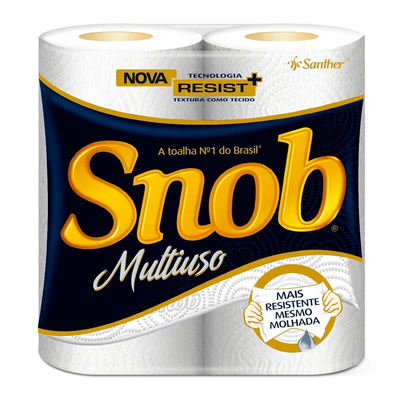 Papel Toalha Snob