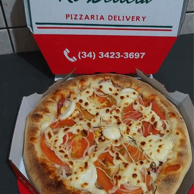 Pizza | 4 Pedaços