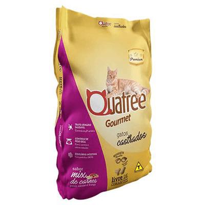 Quatree Gato Castrado 1 KG
