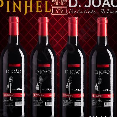 Vinho Português D. João I Tinto - 750ml