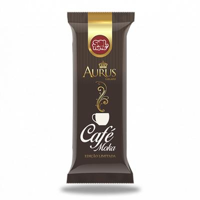 Picolé Aurus - Café