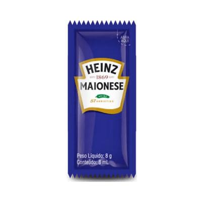 Maionese - Sachê Heinz - Unidade