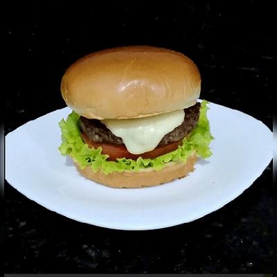 7- Hambúrguer Artesanal