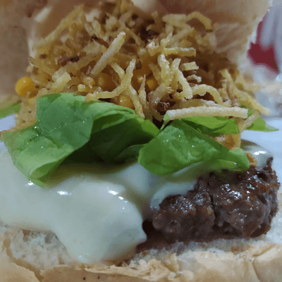 3 - Cheese Burguer