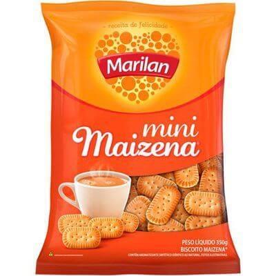 Biscoito Maizena Marilan 350g