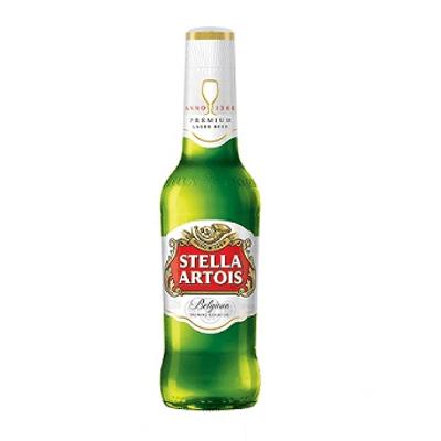 Long Neck Stella Artois