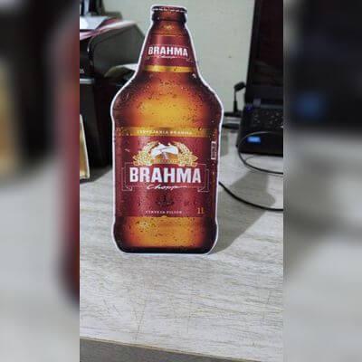 Totem Garrafa de Brahma