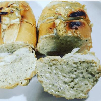 Pão com Alho