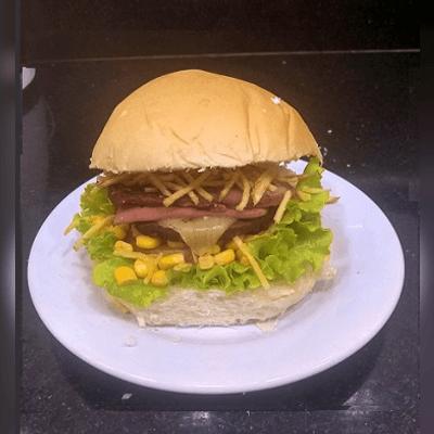 10- Hambúrguer