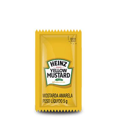 Mostarda - Sachê Heinz - Unidade