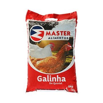 Galinha do Quintal Master 5KG
