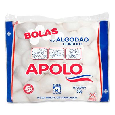 Algodão Bola APOLO - 50g