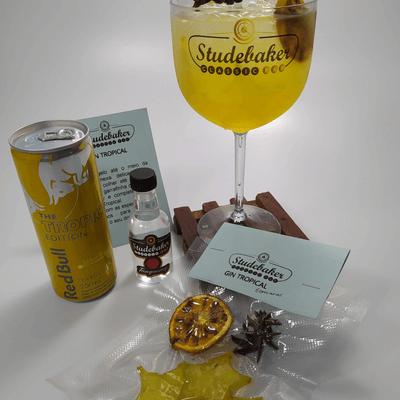 Gin Tropical - Kit