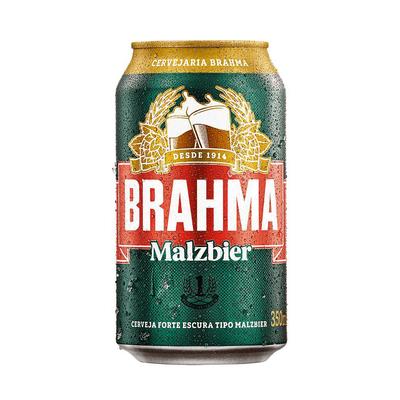Brahma Malzebier 350ml
