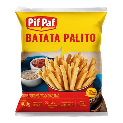Batata Congelada Pif Paf - 400g