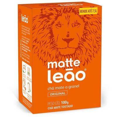Chá Matte Leão à Granel 100g