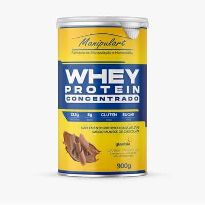 Whey Protein Concentrado Manipulart -900g
