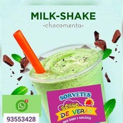 Milk Shake - 400ml