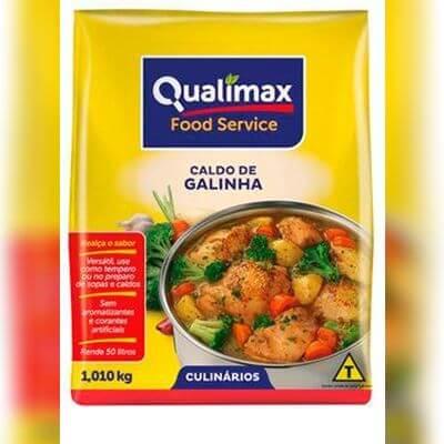 Caldo de Galinha Qualimax - 1,01kg