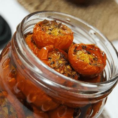 Tomate Seco Temperado 350grs