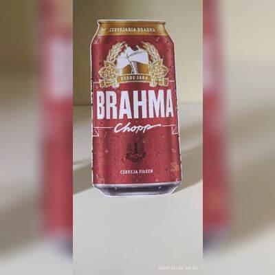 Totem Lata de Brahma