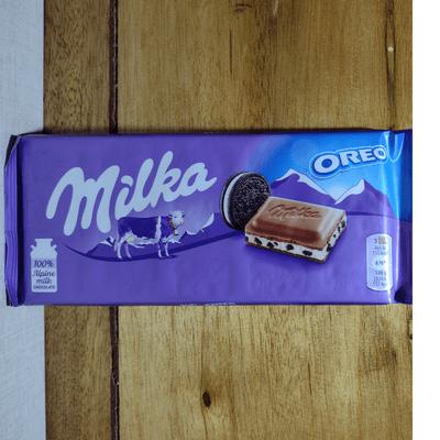 Chocolate Milka Oreo - 100g