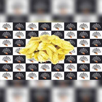 Banana Com Sal 100g