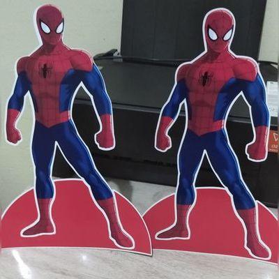 Totem Homem Aranha