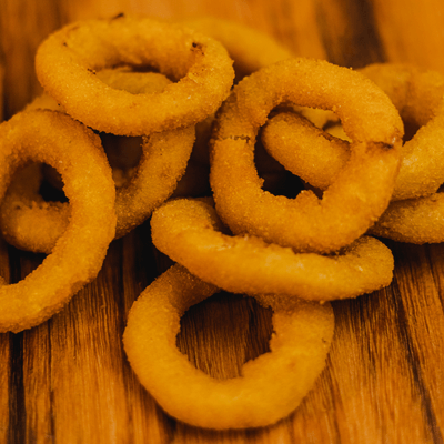 Onion Rings Simples