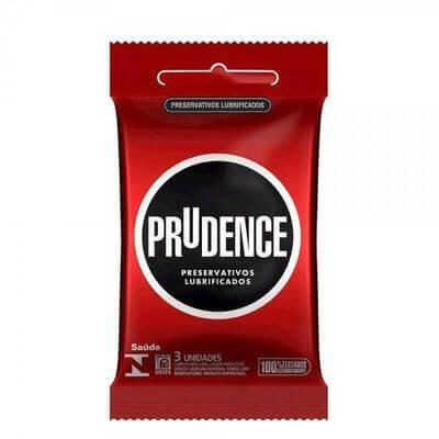 Preservativo Prudence Clássico c/3