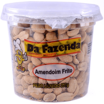 Amendoim Da Fazenda - 80g