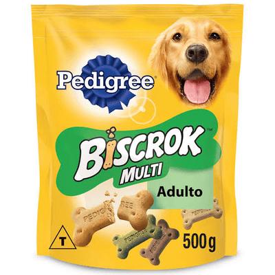 Biscoito Biscrook Multi 500gr
