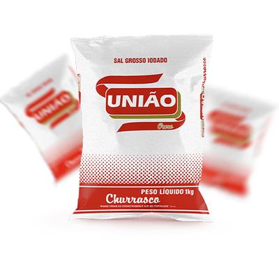 Sal Grosso União 1kg