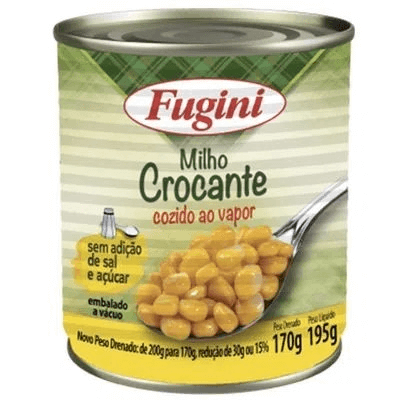 Milho Verde Fugini - 170g