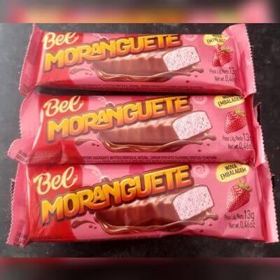 Chocolate Bel Moranguete