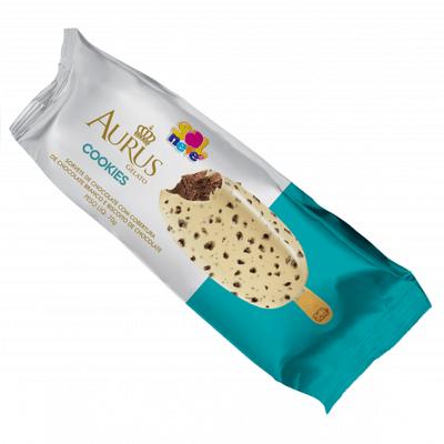 Picolé Aurus Cookies