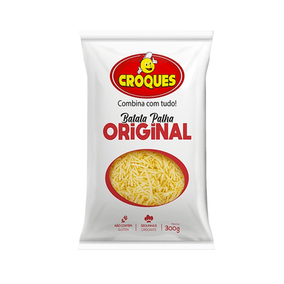 Batata Palha Croques 300g
