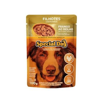 Sachê Special Dog Filhotes
