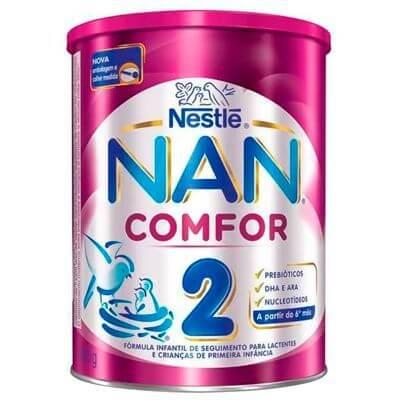 Nan Comfor 2 Nestle - 800g