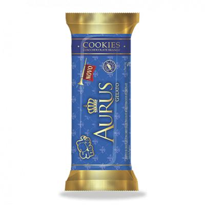 Picolé Aurus - Cookies