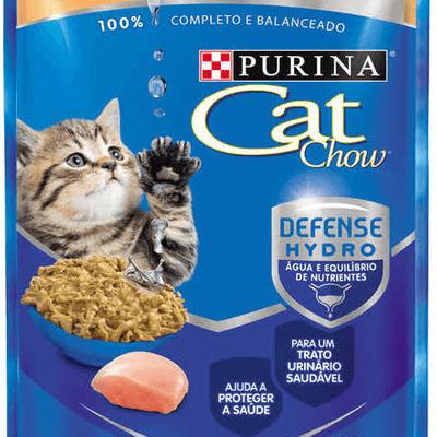 Sachê Cat Show frango castrados