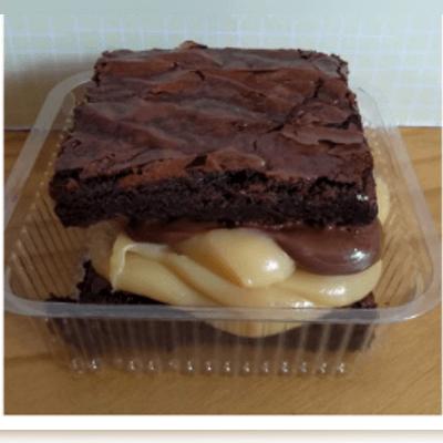 Casadinho de Brownie