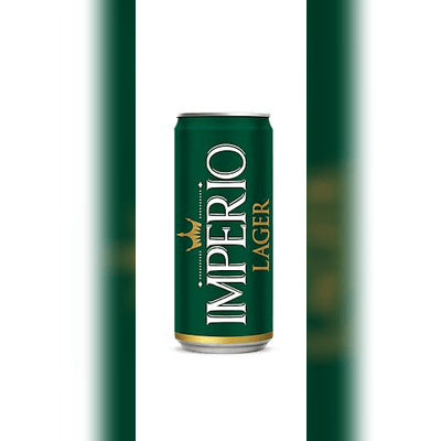 Cerveja Império Lager - 473ml