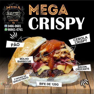 Mega Crispy