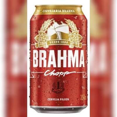 Brahma Lata 350ml