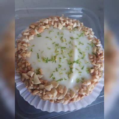 Tortinha Mousse de Limão