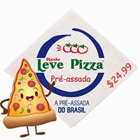 Rede Leve Pizza Pré- Assada